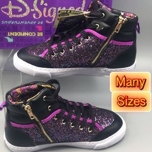 Disney D-Signed Descendant Razzle Dazzle High Top